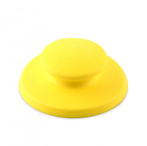 5 Inch 6 Inch Hand Polishing Round Hook-it Sanding Block Pad